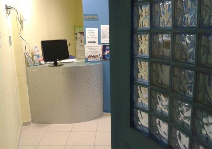 Ingresso studio dentistico dr. Donato Di Poto Battipaglia