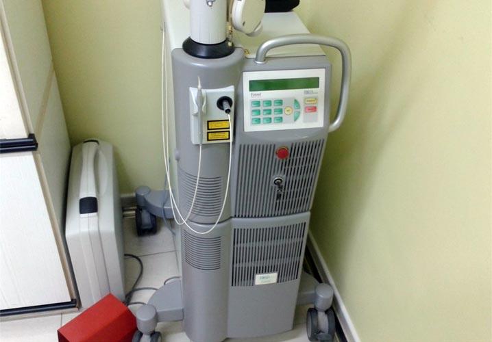 Laser ad Erbio studio dentistico Di Poto Battipaglia