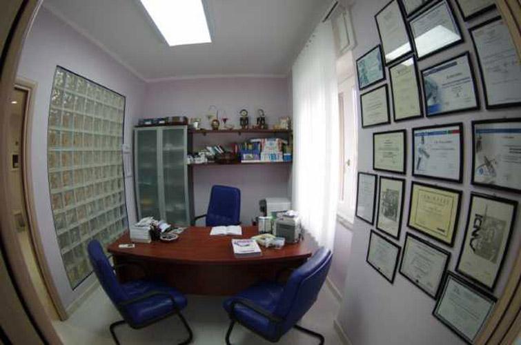 Studio del Dr. Enrico Lettera