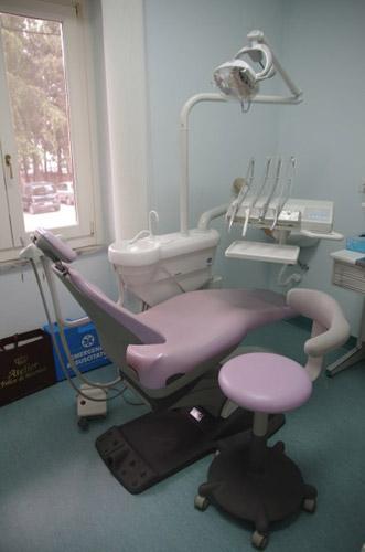 Sala operativa Dr. Enrico Lettera